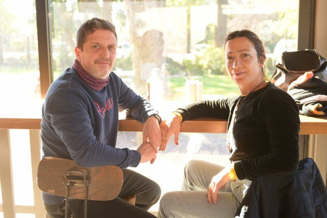 Alejandro Alonso y Maria Elena Buratti