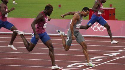 De Grasse se quedó con la medalla de oro en esta prueba, que desde Beijing 2008 le pertenecía al hijo del viento.