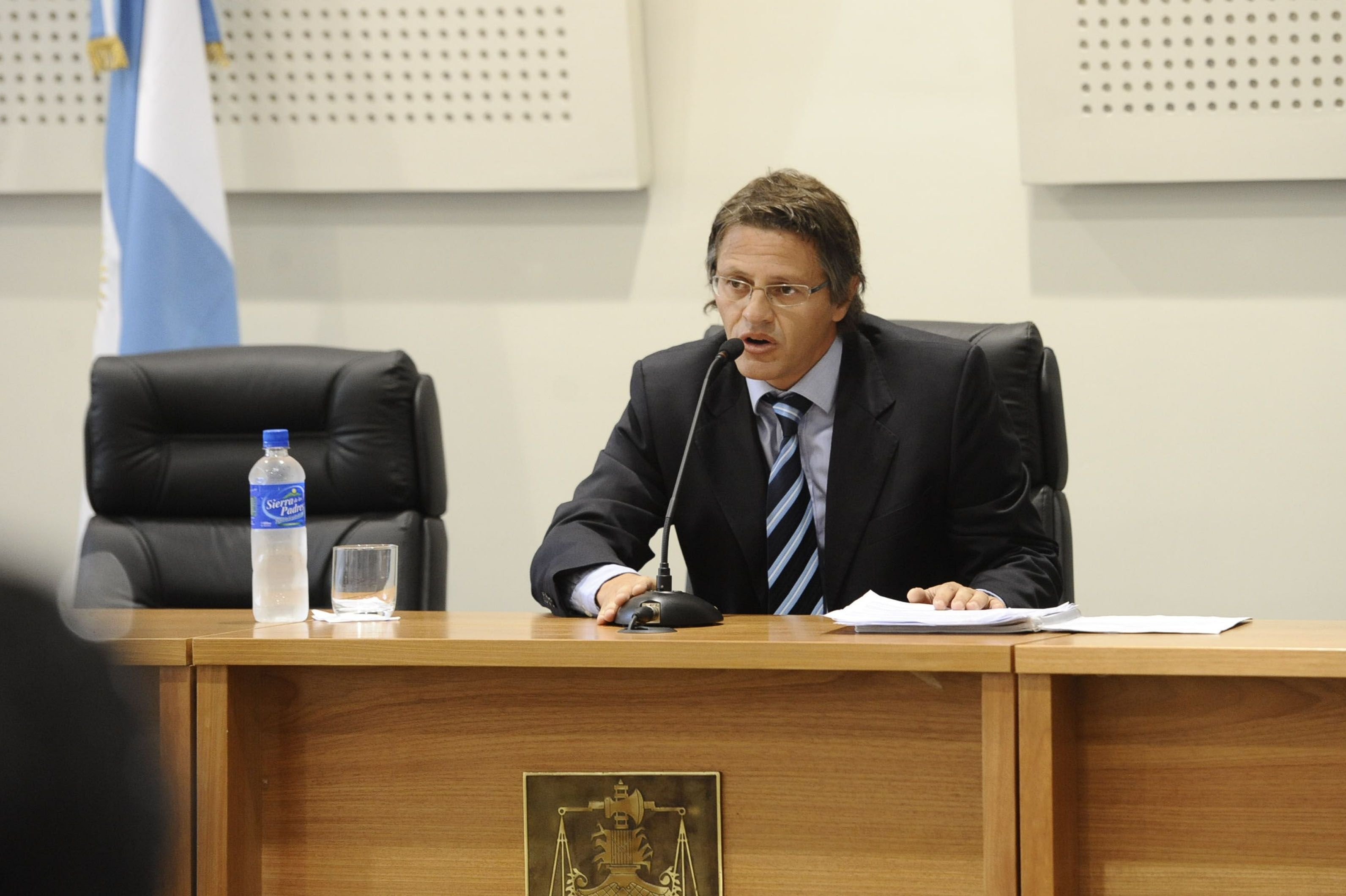 Ismael Manfrín revisó el fallo y dictó la condena por el crimen. (Foto: A.Amaya)