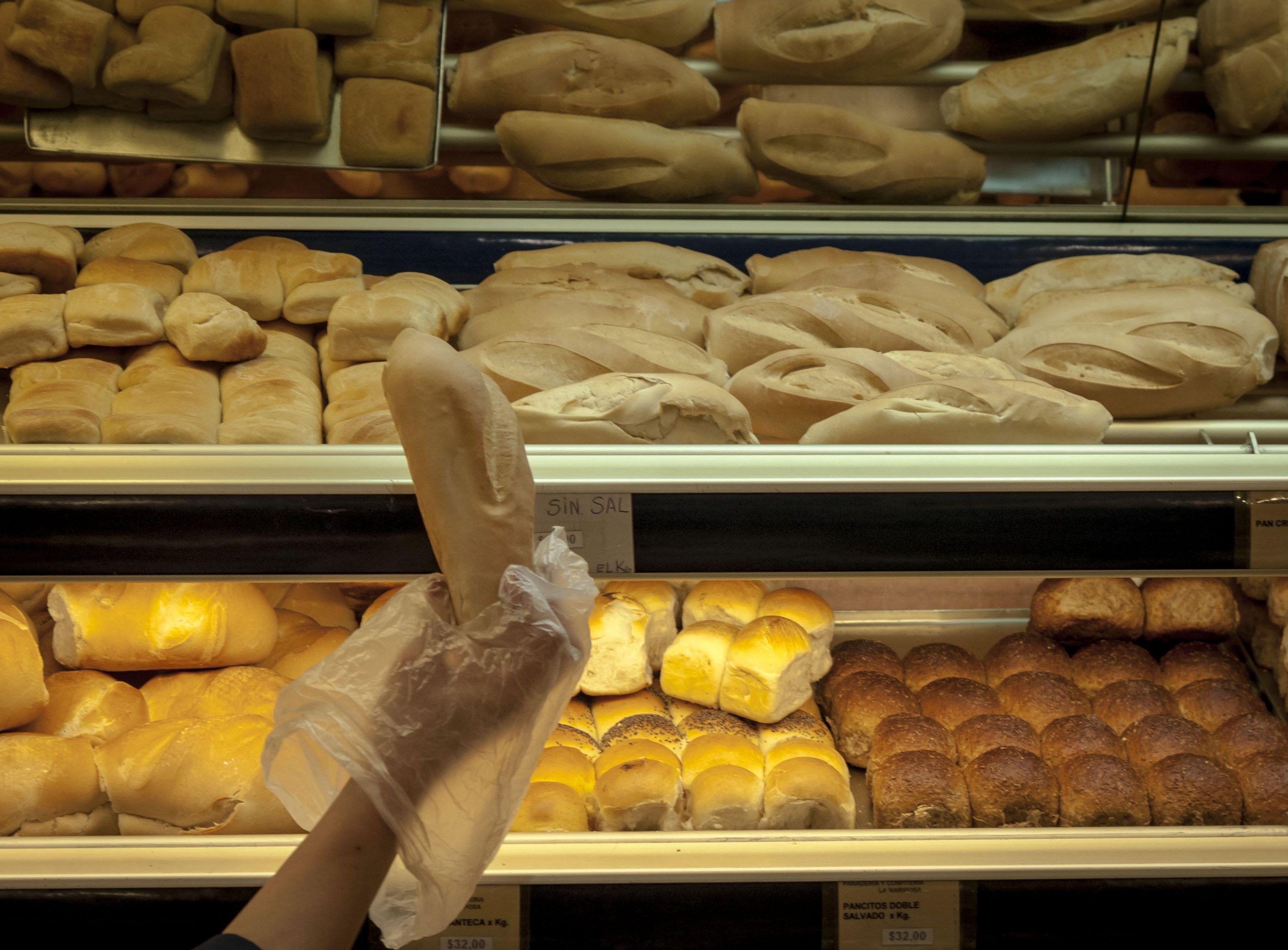 Industriales panaderos de Rosario prevén un aumento del 10 por ciento