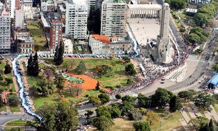 Rosario espera más de 30 mil visitantes el fin de semana largo del Día de la Bandera