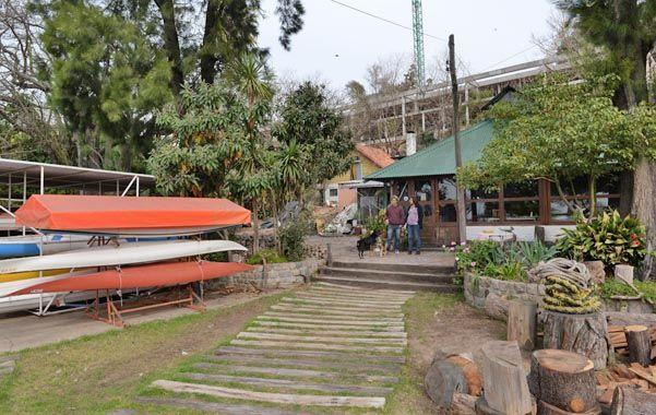Pionera. La Cabaña del Navegante abrió en 1981
