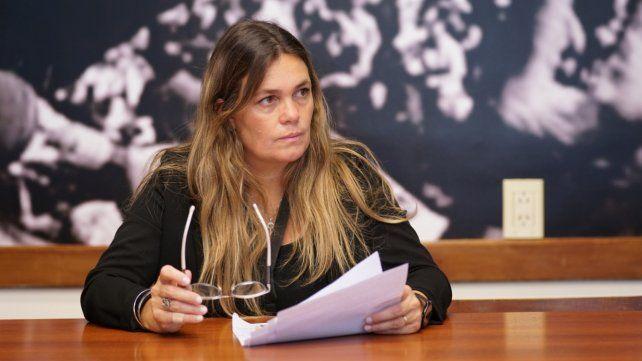 La diputada provincial Silvana Di Stéfano.