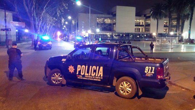 Otro ataque al Centro de Justicia Penal. Sucedió en los últimos minutos del miércoles.