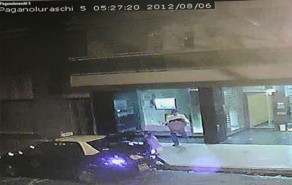 Los ladrones se alzaron con equipo fotográfico