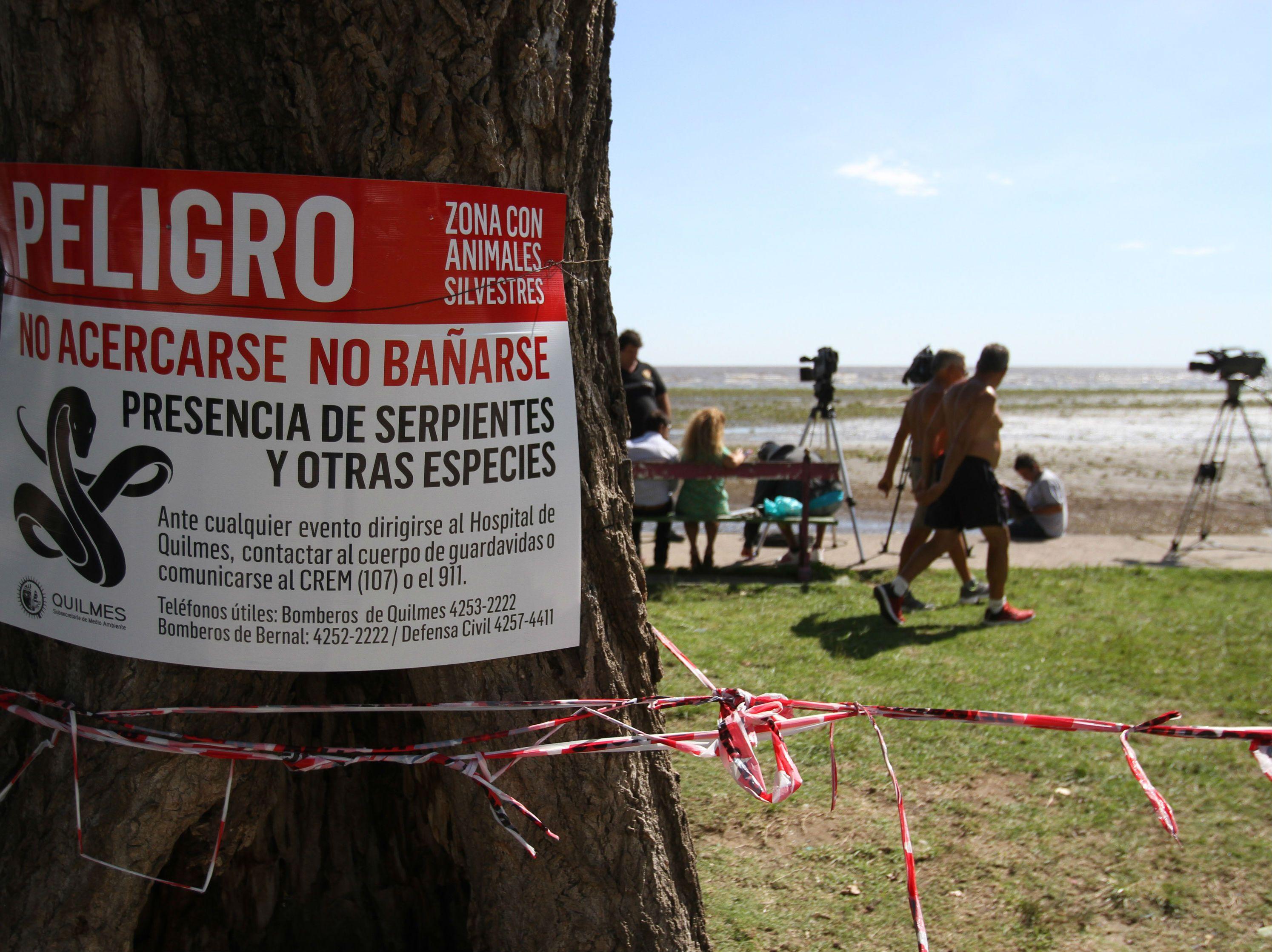 El cuerpo fue hallado en la desembocadura del arroyo Monteagudo