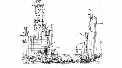 Acerca del dibujo de arquitectura