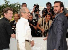 Eric Cantona, ayer futbolista estrella, hoy figura del cine en Cannes