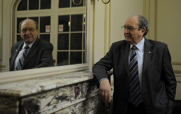 """Elías Soso se retira después de 30 años porque no quiere transformarse en Grondona"""""""