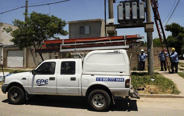Costos en alza. La Empresa Provincial de la Energía ya retocó un 335% la tarifa en la última década