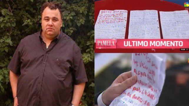 La desgarradora carta de la Tota Santillán desde la clínica neuropsiquiátrica
