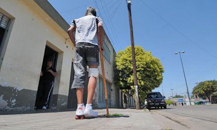 Ira vecinal en La Tablada por el caso de un nene baleado en la calle