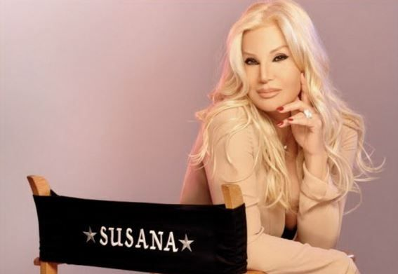En 2015 Susana estuvo alejada de la televisión ya que decidió hacer teatro con Piel de judas.
