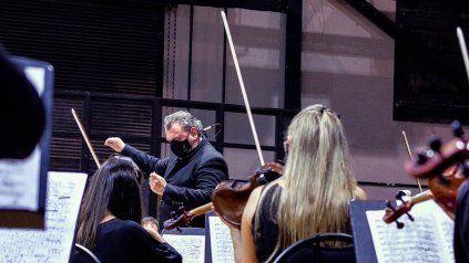 La Orquesta Sinfónica dará un concierto presencial