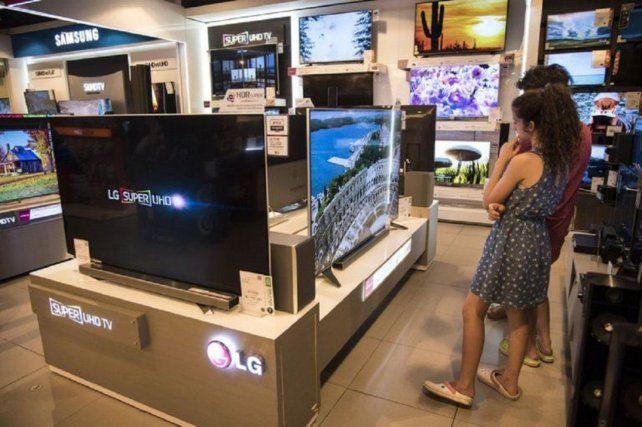 El Banco Nación extendió el plazo para acceder a créditos promocionados destinados a la compra de televisores