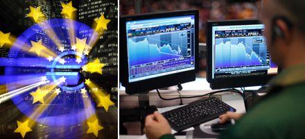 El BCE advierte un debilitamiento económico en la zona del euro