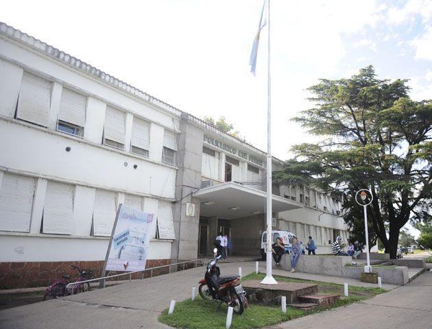El niño falleció ayer en el Hospital Eva Perón de Granadero Baigorria