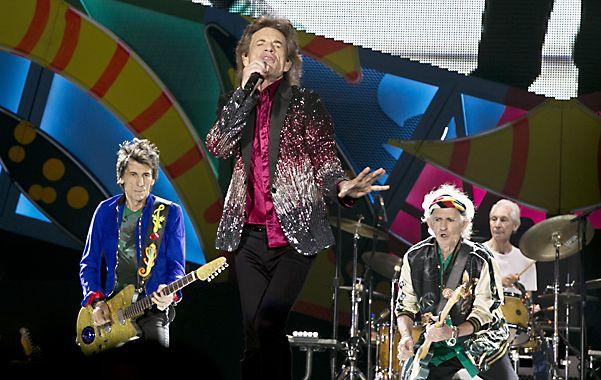 Impactante. Mick Jagger
