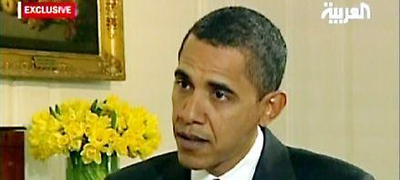 Obama tiende una mano al mundo árabe: EEUU no es su enemigo