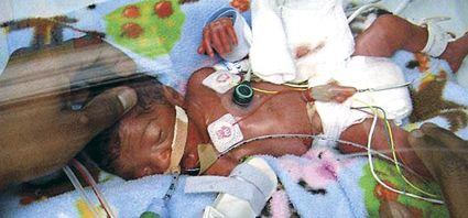 Una bebé nació a los dos días de morir su madre