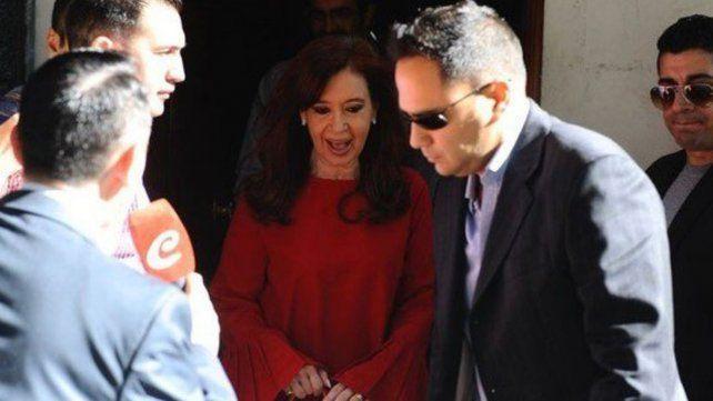 Cristina presentó un escrito en Comodoro Py por el caso Hotesur