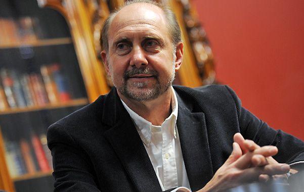 El diputado nacional Omar Perotti aseguró ayer que el peronismo santafesino está atravesando un proceso de convergencia. (Foto: F.Guillén)