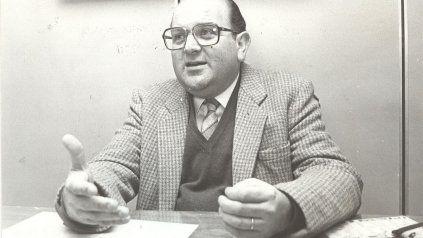 Eduardo Gallo. Ganó las elecciones en 1985.