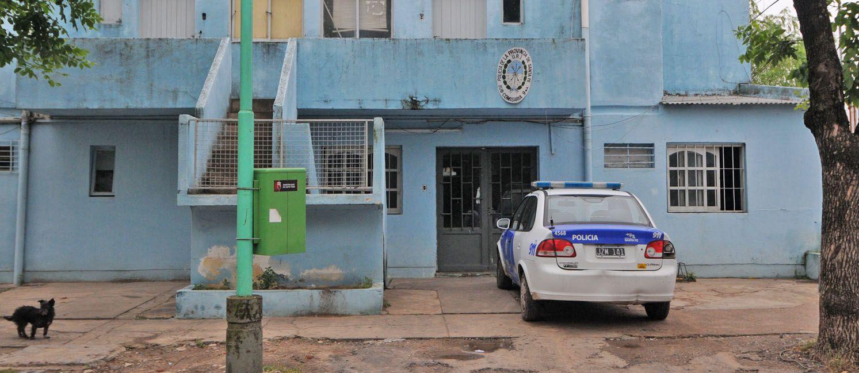 El subcomisario Gustavo Quiroga era hasta el viernes jefe de la sub 9ª del barrio Monseñor Zaspe