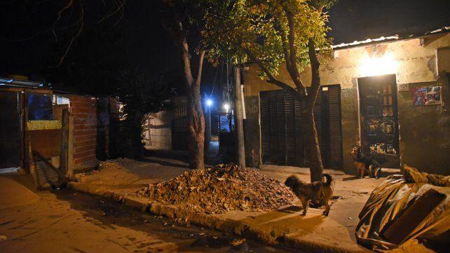 Edison al 100. El lugar donde ocurrió el crimen en Villa Gobernador Gálvez.