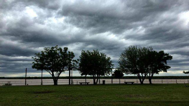 Un jueves nublado y caluroso para disfrutar antes de que desembarquen las lluvias