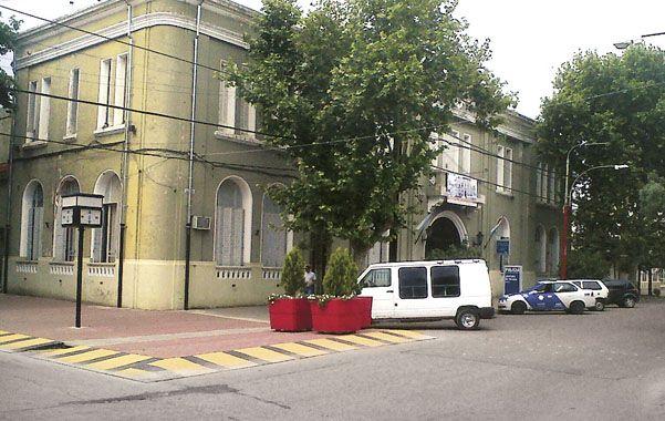 El escenario. La Unidad Regional X (Cañada de Gómez). Tres policías de la División Logística están imputados.