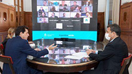 El Gobierno y la oposición acordaron postergar las elecciones por 5 semanas