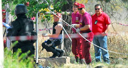 Excavan en un prostíbulo cordobés en busca de restos de Marita Verón