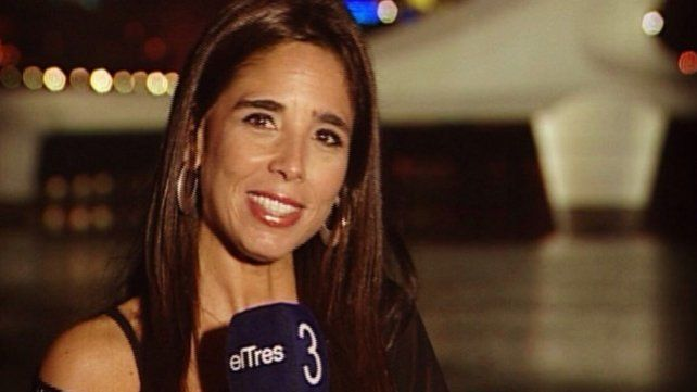 Giselle Massoud, otra periodista que se contagió el coronavirus