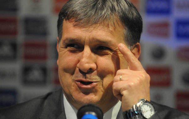 Gerardo Martino inaugurará el 3 de septiembre ante Alemania su proceso como técnico de la selección nacional.