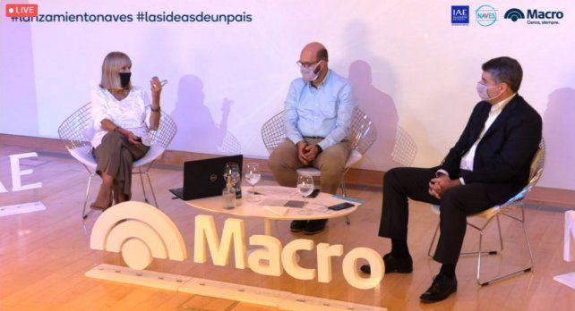 Los interesados en participar de Naves Fderales podrán inscribirse a la competencia ingresando en: https://www.macro.com.ar/naves.