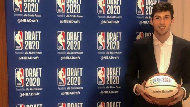 El cordobés Leandro Bolmaro jugará en Minnesota Timberwolves