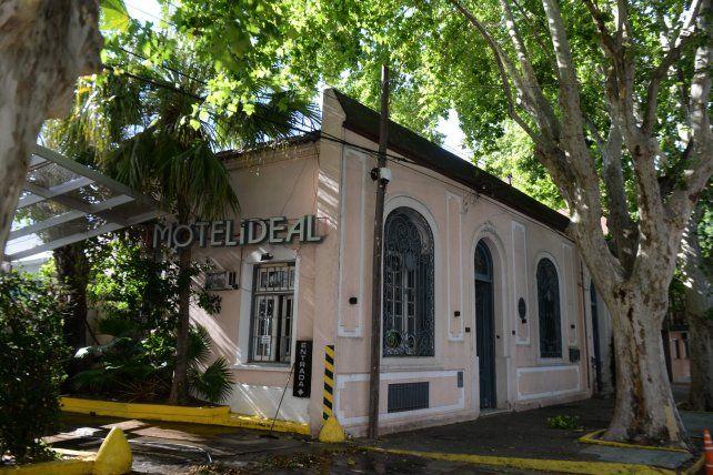 El Motel ideal está en Pichincha 68 bis
