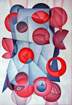 Obra de Juan Grela (1990).