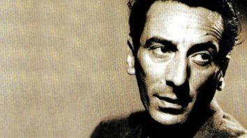 Enrique Santos Discépolo. Con su clásico tango Cambalache sintetizó el escepticismo.