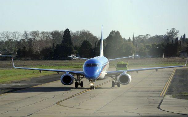 Despegando. Desde ahora se podrá volar de Rosario a Mendoza sin pasar por Buenos Aires