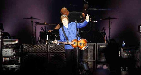 Paul McCartney dará un concierto gratuito en la Ciudad de México