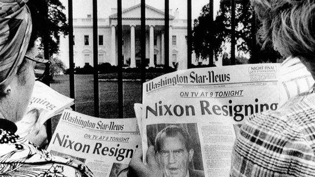 Caso Watergate: a 48 años del premio Pulitzer por la investigación