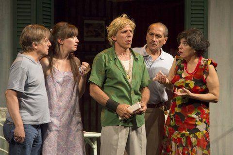 para todos. La obra es una producción del Teatro Nacional Cervantes y las entradas tendrán precios populares.