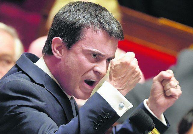 ¿Arribista? Valls