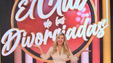 """Acompañadas. Laurita Fernández conducirá """"El Club de las Divorciadas"""" que dará asesoramiento tras un divorcio."""