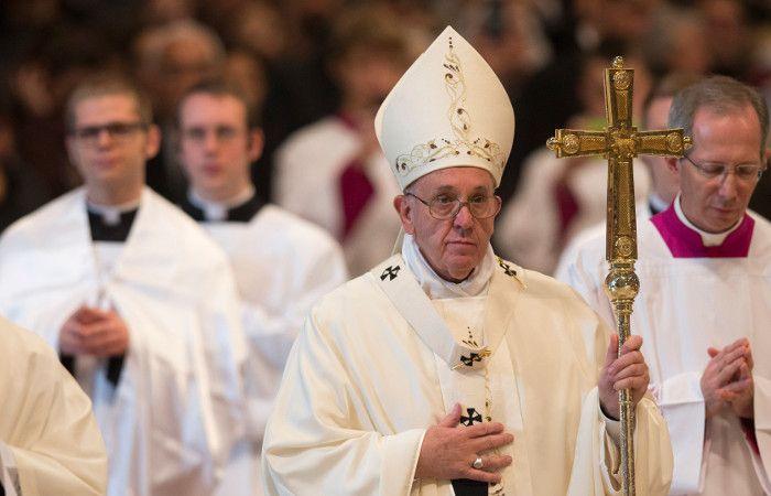 """El Papa. """"Que este Año de la Misericordia"""