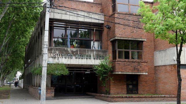 La autopsia fue realizada el lunes en el Instituto Médico Legal
