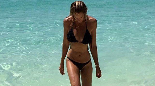 Marcela Baños, la conductora de Pasión, destapó su lomazo en las playas de Tailandia