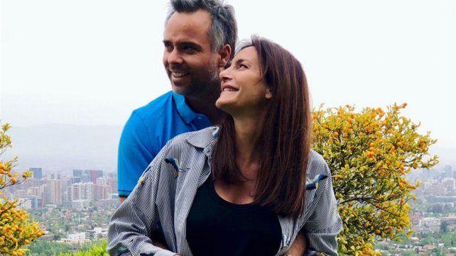 Lucha Aymar confirmó que está esperando su primer hijo